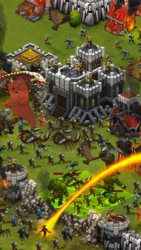 Throne Rush Ekran Görüntüsü 2