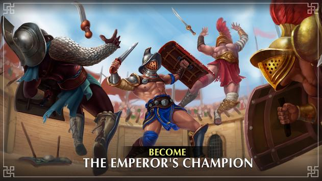 Gladiator Glory Egypt ポスター