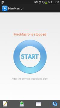HiroMacro poster
