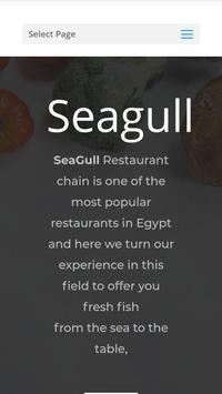 Seagull Restaurant poster