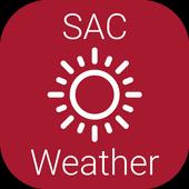 SAC Weather icon