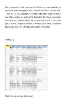 Learn Access screenshot 1