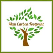 Mau Carbon Footprint icon