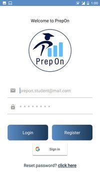 PrepOn poster
