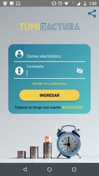 Facturación Electrónica TumiFactura poster
