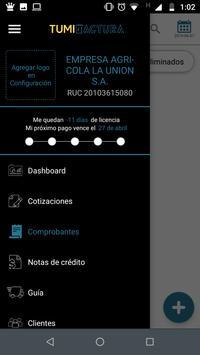 Facturación Electrónica TumiFactura screenshot 1