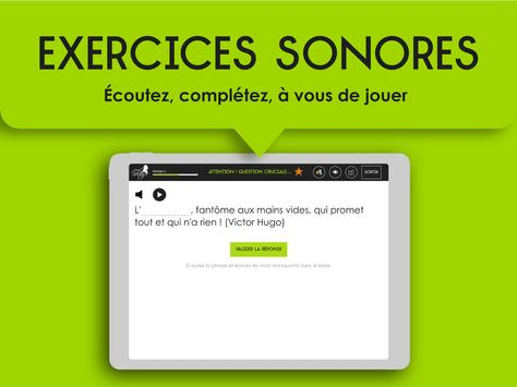 Orthographe Projet Voltaire screenshot 10