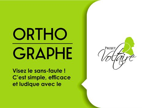 Orthographe Projet Voltaire screenshot 14