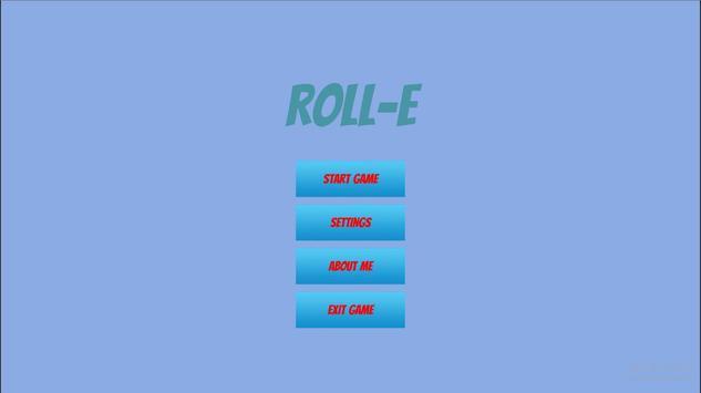 Roll-E poster