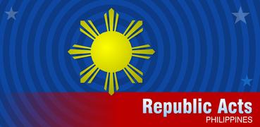 Republic Acts - Philippines