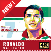 Cristiano Ronaldo HD Wallpaper | Ronaldo 4K icon