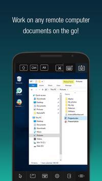RemotePC screenshot 2