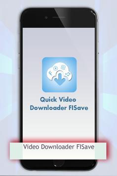 Video Downloader FISave poster