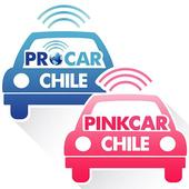 Conductor Pinkcar & Procar Chile icon