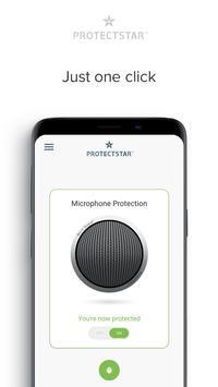 Microphone Blocker & Guard, Anti Spyware Security poster