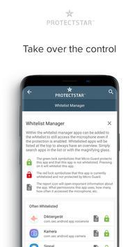 Microphone Blocker & Guard, Anti Spyware Security screenshot 3