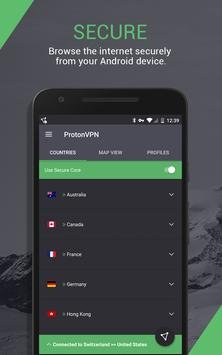 ProtonVPN (Outdated) - See new app link below poster