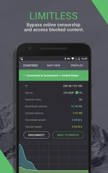ProtonVPN (Outdated) - See new app link below screenshot 3