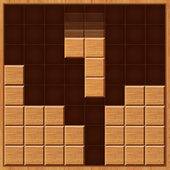 Wood Block Puzzle icon