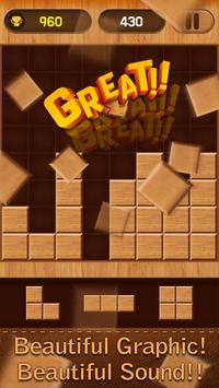 Wood Block Puzzle screenshot 2