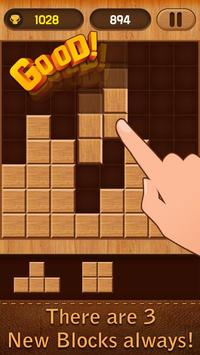 Wood Block Puzzle screenshot 6