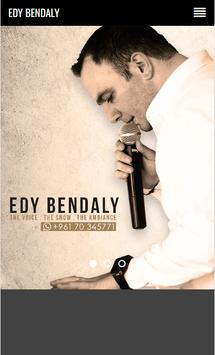 Edy Bendaly poster