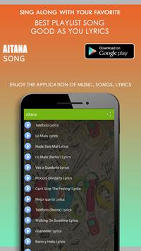 Aitana Musica - Con La Miel Los Labios screenshot 1