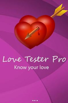 Love Tester Pro screenshot 1
