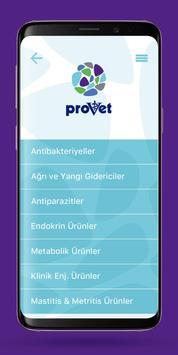 Provet screenshot 1