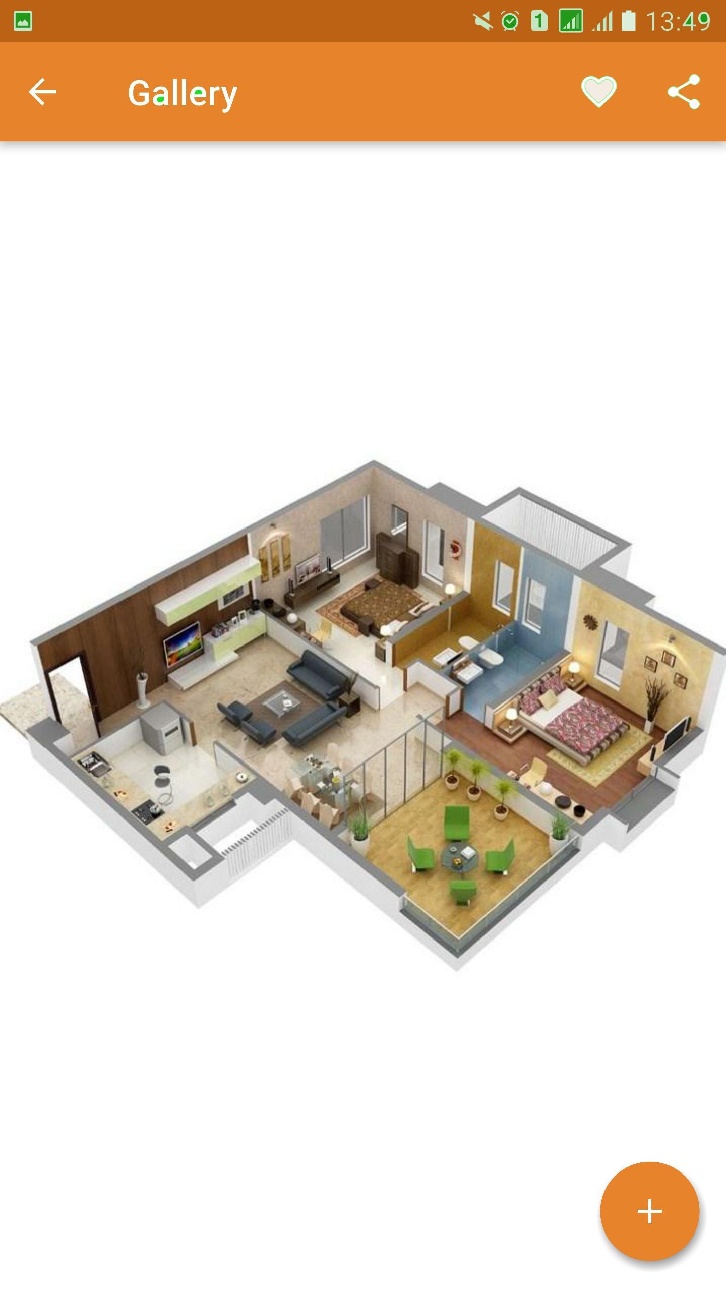 Desain Rumah Minimalis 3D for Android APK Download