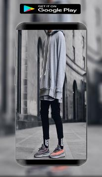 Men Street Style and Swag Outfit 2020 poster