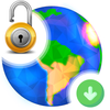 Free VPN Proxy Video Download Browser for Android. 图标