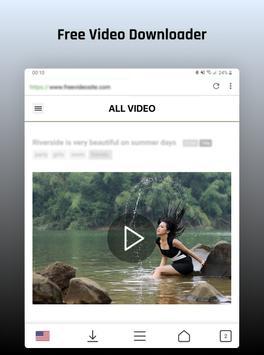 Desbloquear sitios y descarga de videos gratis captura de pantalla 10