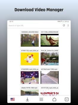 Desbloquear sitios y descarga de videos gratis captura de pantalla 8