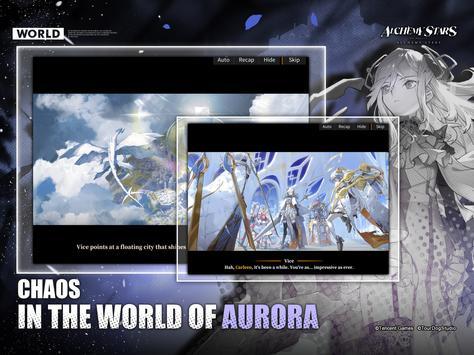 Alchemy Stars: Aurora Blast スクリーンショット 9