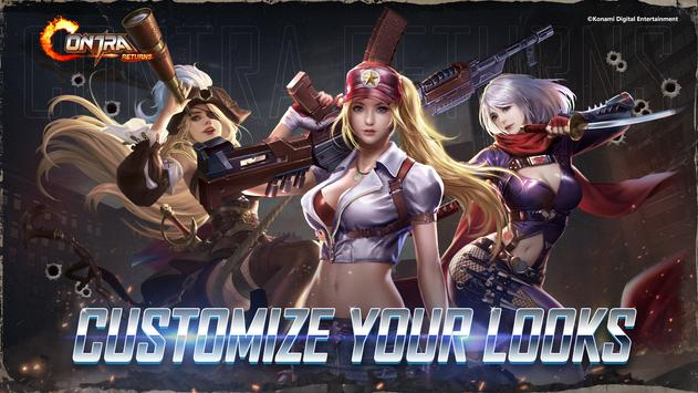 Contra Returns screenshot 4