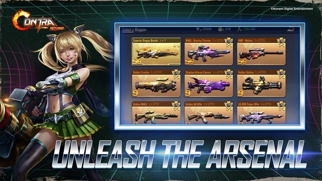 Contra Returns screenshot 13