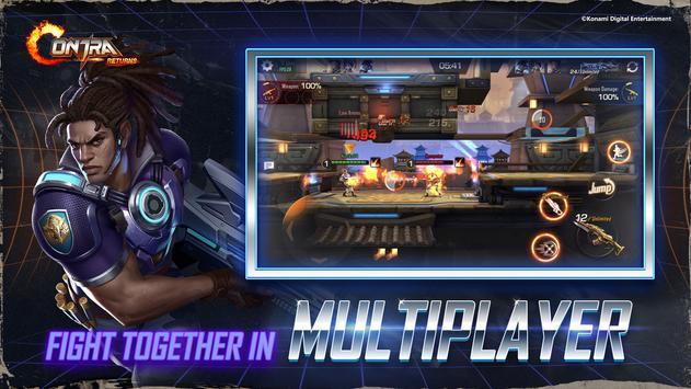 Contra Returns screenshot 11