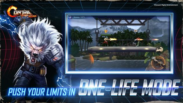 Contra Returns screenshot 2