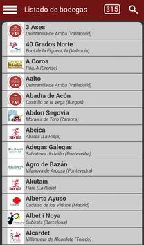 Nhà máy rượu vang Tây Ban Nha ảnh chụp màn hình 4
