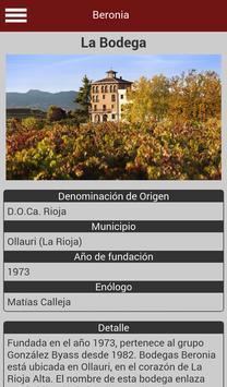 Nhà máy rượu vang Tây Ban Nha ảnh chụp màn hình 9