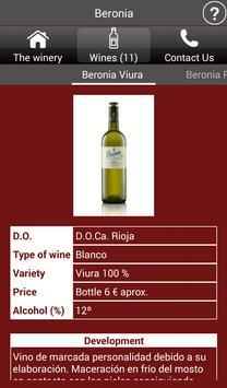 Wineries of Spain - Wines screenshot 4