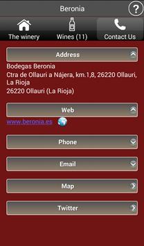 Wineries of Spain - Wines screenshot 6