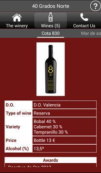 Wineries of Spain - Wines screenshot 7