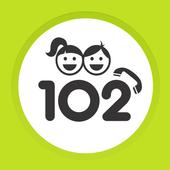 102 ayuda a niñ@s y adolescentes icon