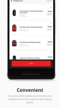 Prozis Store screenshot 3