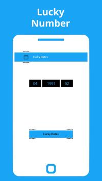 Today's Lucky Numbers screenshot 5
