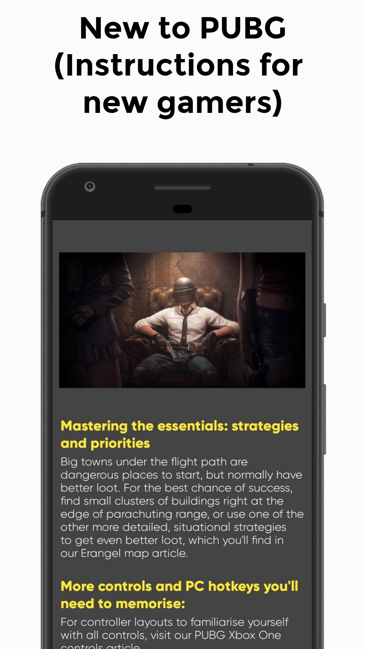 FREE UC, BP & SF - Pro Guides for P-U-B-G for Android - APK Download