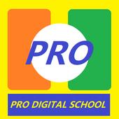 PRO DIGITAL SCHOOL icon