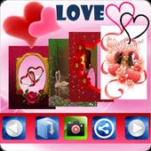 Romantic & Love Photomontages icon